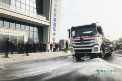 BYD Rolls Off Its New Energy Sanitation Vehicles in Changsha