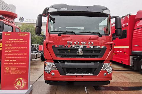 SINOTRUK HOWO G5M 220HP 4X2 Medium Truck (ZZ1187K521GF1)