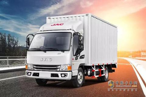 JAC Kangling H5 115HP 4X2 Truck+Quanchai Power