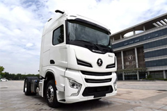 China First Test License for Self-driving Truck Was Issued to SHACMAN X600