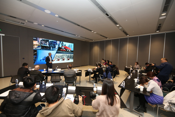 Scania is Dedicated to Help Chinese Users Succeed in a Challenging Market
