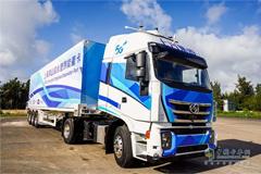 China Sold 1.17 Million Units Heavy-duty Trucks in 2019