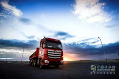 2,000 Units Auman Automatic Heavy-duty Trucks Sold in the First Week of 2020