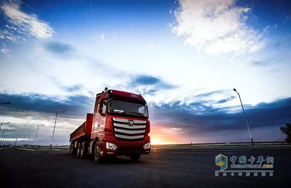 2,000 Units Auman Automatic Heavy-duty Trucks Sold in the First Week in 2020