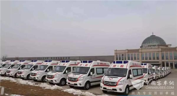 Automakers in China Donate Vans to Stem Viral Outbreak