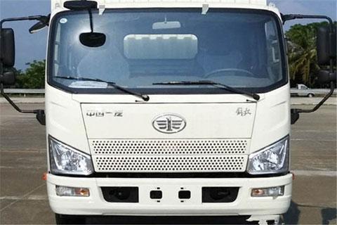 FAW Jiefang J6F 8T 4.51m Single Row Hydrogen Vehicle+Shanghai EDRIVE Power