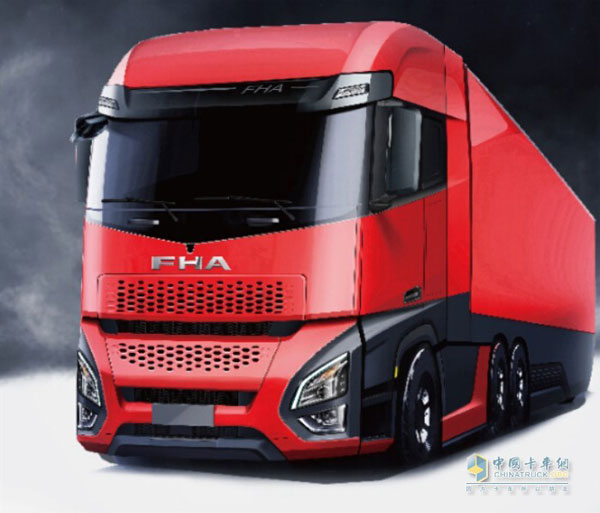 FAW FHA Huzun S200 Heavy-duty Truck to Make its Debut