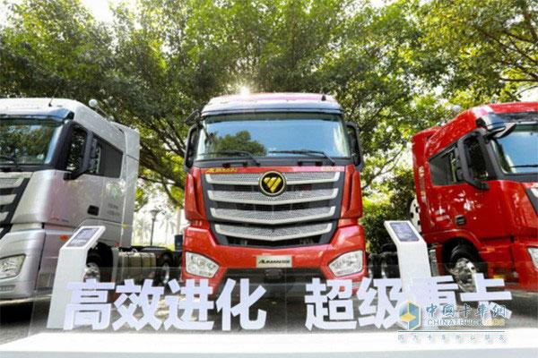 Foton Sold 25,106 Units Light Trucks in January