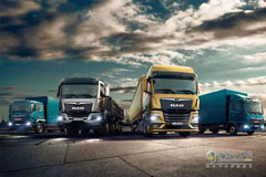 Launch of the New MAN Truck Generation in Bilbao, Spain