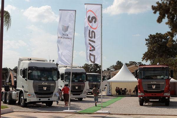 Siad Group - C&C Trucks in Algeria