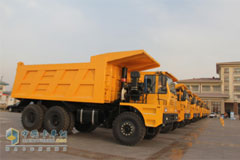 Youngman Truck Holds Commercial Vehicle Meeting in Ningxia City