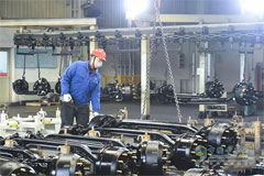 Hande Axles Secures 2000 Sets Order from Southeast Asia