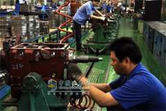 Sales of Qijiang Gear up 15% from Jan. to June