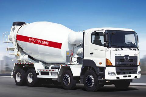 HINO 350HP 700 8×4 Concrete Mixer