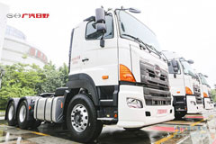 HINO 700 Zhenzhi 6×4 Dangerous Goods Transport Vehicle