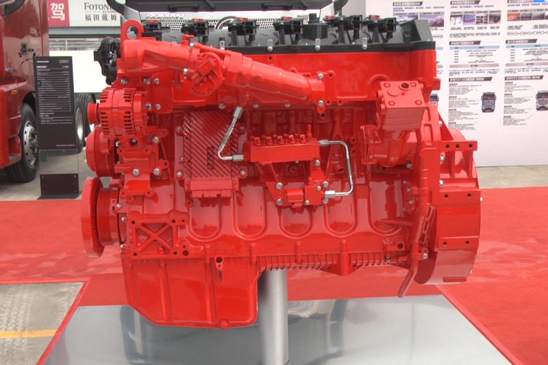 Foton Cummins X12N Natural Gas Engine