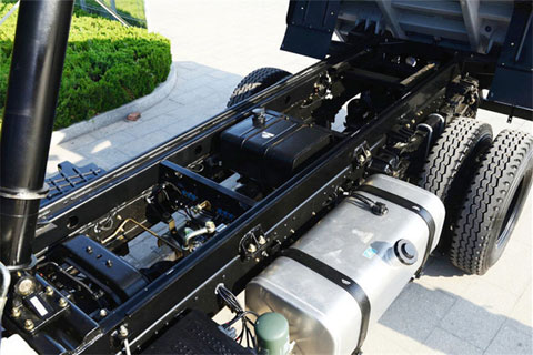 Foton ROWOR 154HP ES3 Dumper+Foton Cummins Power+FAST Gearbox