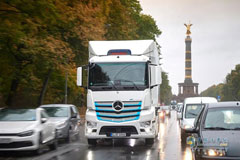 Mercedes-Benz All-Electric eEconic Is Coming