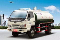 Forland Zhongchi 6P78AJ4102(XA) Suction -type Sewer Scavenger