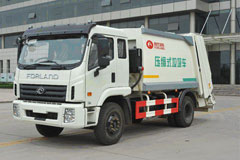 FORLAND QDT5166ZYSA 4×2 Compressed Refuse Collector