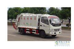 Foton OLLIN ZLJ5080ZYSBE4 Refuse Collector