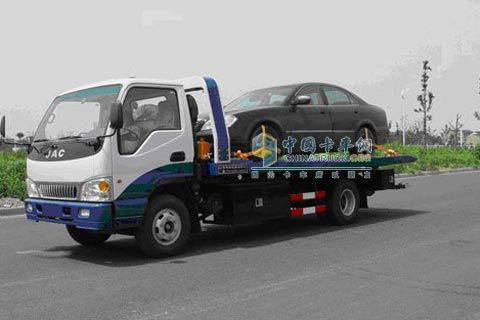 JAC Weiling 115HP 4×2 Road-block Removal Truck