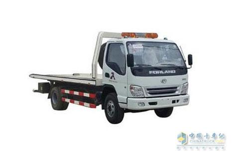 Foton OLLIN Road-block Removal Truck