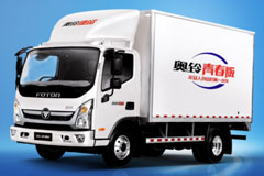 Foton Ranks First among the Top Ten Light Truck Players