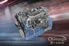 Weichai WP7NG Engine Successfully Passed India National VI Emission Standard