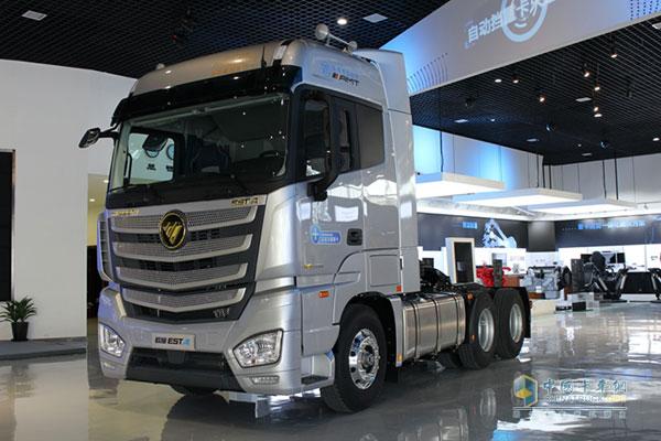 Auman Automatic Heavy-duty Truck Helps Customers Achieve Higher Profitability