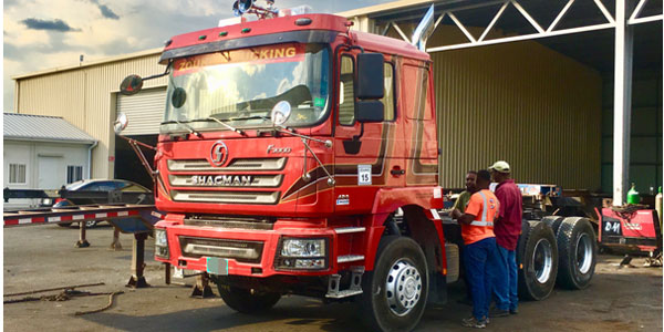 SHACMAN and Foton Trucks are Highly Recognized in Jamaica