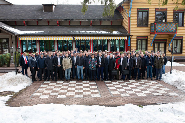 2020 JAC Russian Dealers' Annual Meeting was Successfully Held