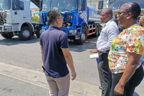 SHACMAN SHOWCASE was Held in Jamaica