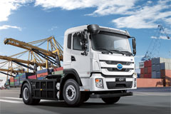 BYD to Deliver First 20 Electric Trucks to Ecuador