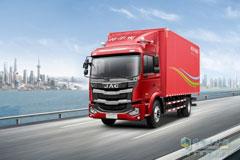 JAC Gallop A5LIII4×2 Cargo Truck+Cummins Power+FAST Gearbox