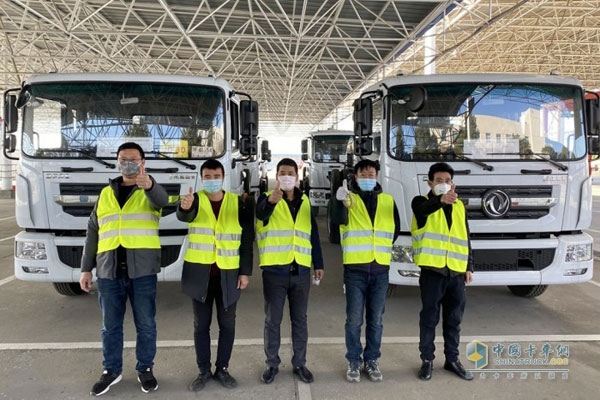 Dongfeng Sold 1347 Light Trucks in February