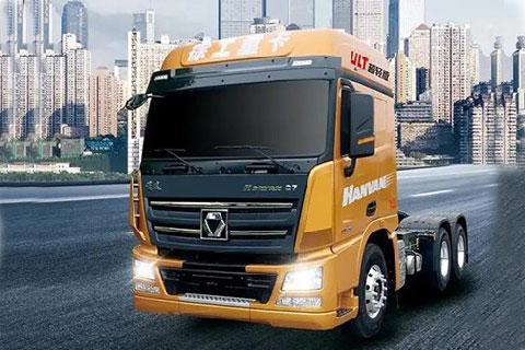 XCMG HANVAN G7 500HP Tractor+Weichai Engine+FAST Transmission