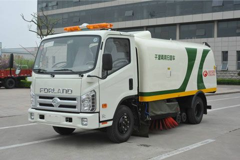 Foton Forland Kangrui QDT5072TSLA 4×2 Road Sweeper