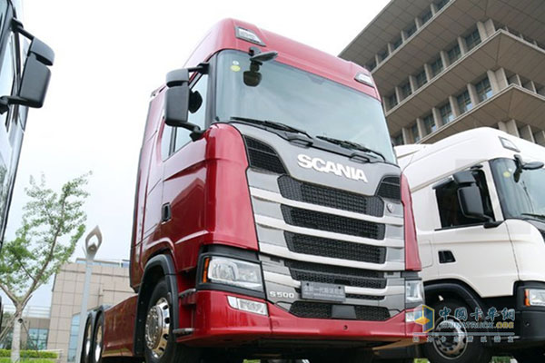 Scania Suspends European Truck Production
