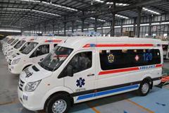 Foton TUANO Negative Pressure Ambulance