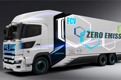 Hino and Toyota to Jointly Develop Heavy-Duty Fuel Cell Truck