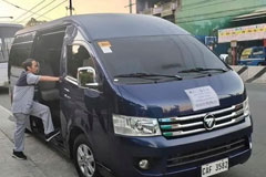 Foton Joins Philippines in Fighting the Coronavirus
