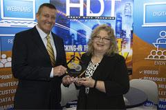 Allison 3414 Regional Haul Series™ Transmission Earns Key Industry Award