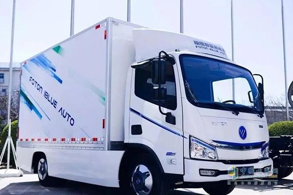 Foton Tops the List of Light Truck Sales in March