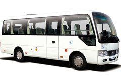 Yutong Wheelchair Accessible Vehicle