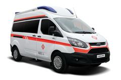 Yutong Negative Pressure Ambulance ZK5040XJH16