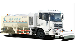 Zhongtong High Pressure Cleaning Vehicle