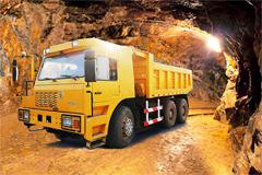 Shaanxi Tongli Mining Dump Truck+Yuchai Power+FAST Gearbox