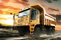 Shaaxi Tongli Off-road Dump Truck+Weichai Power+FAST Gearbox