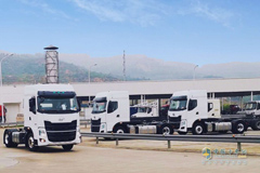 Liuzhou Motor Secures an Order of 500 Units Chenglong Trucks from YTO Express